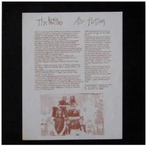 The Muffins - Air - Fiction CD (album) cover