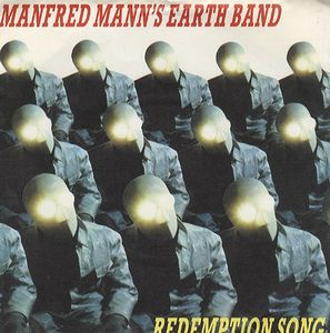 Manfred Mann's Earth Band - Redemption Song CD (album) cover