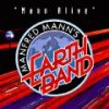 Manfred Mann's Earth Band - Mann Alive CD (album) cover