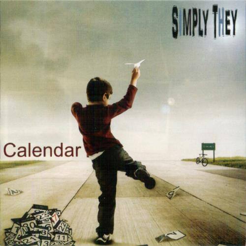 Simply They - Calendar CD (album) cover