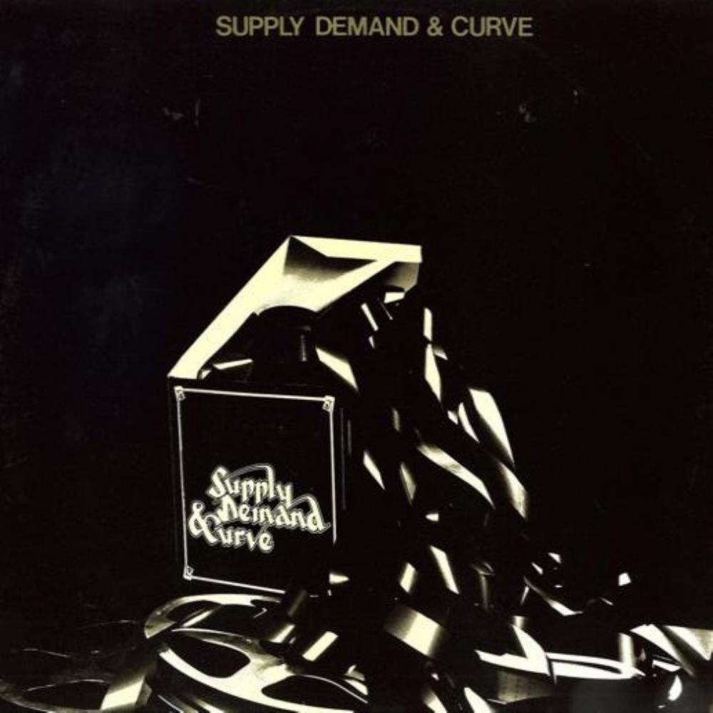 Supply Demand & Curve - Supply Demand & Curve CD (album) cover