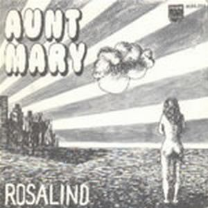 Aunt Mary - Rosalind CD (album) cover
