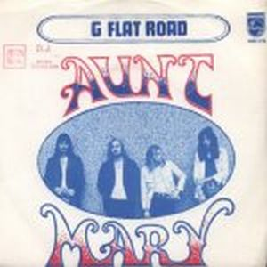 Aunt Mary - G Flat Road CD (album) cover