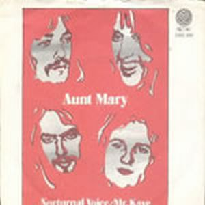 Aunt Mary - Nocturnal Voice CD (album) cover