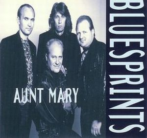 Aunt Mary - Bluesprints CD (album) cover