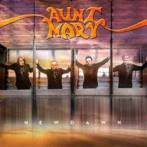 Aunt Mary - New Dawn CD (album) cover