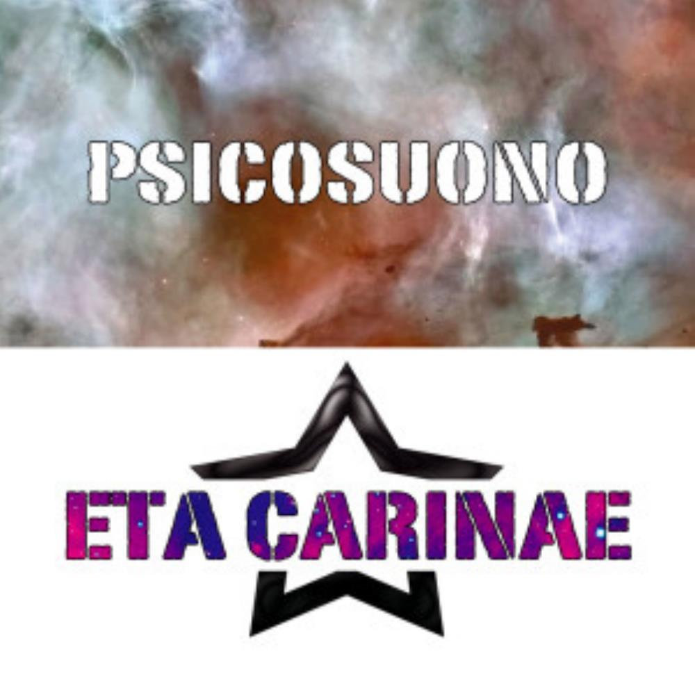Psicosuono - Eta Carinae CD (album) cover