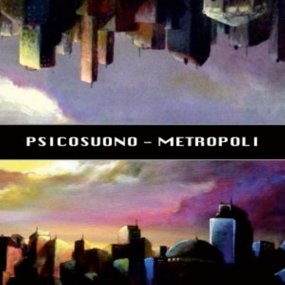 Psicosuono - Metropoli CD (album) cover