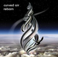 Curved Air - Reborn CD (album) cover