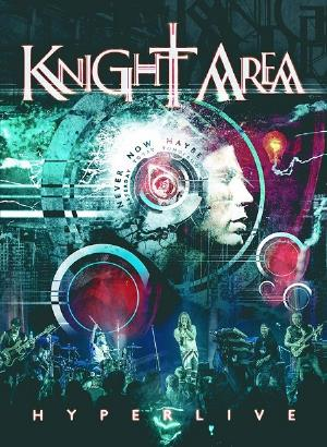 Knight Area Hyperlive CD album cover