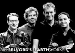 BILL BRUFORD'S EARTHWORKS image groupe band picture