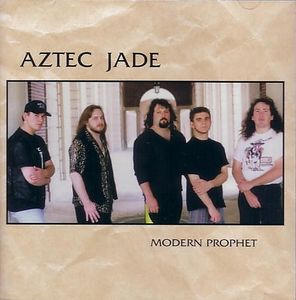 Aztec Jade - Modern Prophet CD (album) cover