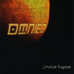 Jinetes Negros - Omniem CD (album) cover