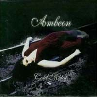 Ambeon - Cold Metal CD (album) cover