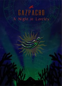 Gazpacho - A Night At Loreley DVD (album) cover