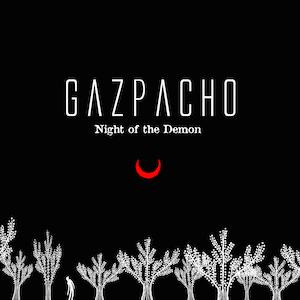 Gazpacho - Night Of The Demon DVD (album) cover