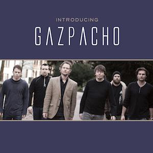 Gazpacho - Introducing Gazpacho CD (album) cover