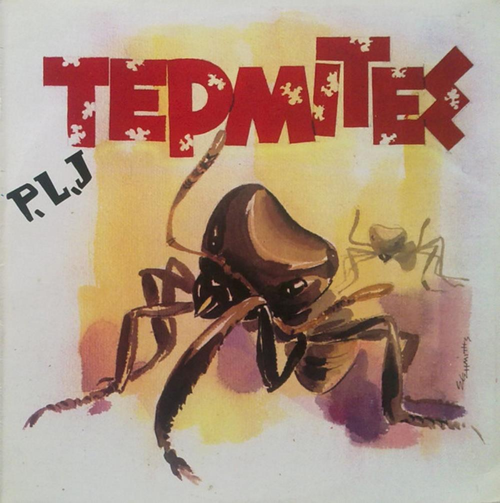 Plj Band - Termites CD (album) cover