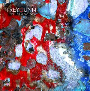 TREY GUNN - I'll Tell What I Saw CD album cover