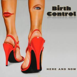 Birth Control - Here And Now CD (album) cover