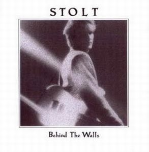 Roine Stolt - Behind The Walls CD (album) cover