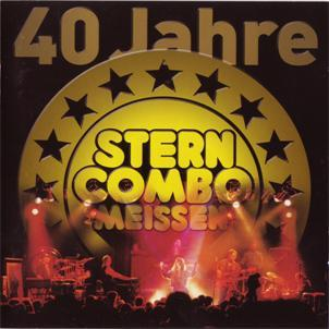 Stern - Combo Meissen - 40 Jahre CD (album) cover