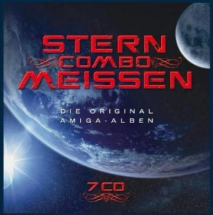 Stern - Combo Meissen - Die Original Amiga Alben (1977 - 1987, 7 Cd Set) CD (album) cover