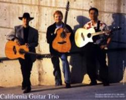 CALIFORNIA GUITAR TRIO image groupe band picture