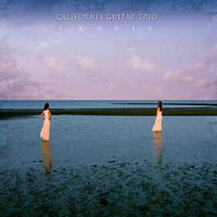 California Guitar Trio - Echoes CD (album) cover