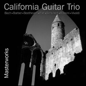 California Guitar Trio - Masterworks CD (album) cover