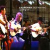 California Guitar Trio - An Opening Act: Live On Tour With King Crimson CD (album) cover