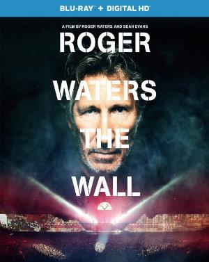 ROGER WATERS - The Wall (a Film By Roger Waters And Sean Evans) CD (album) cover