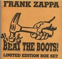 Frank Zappa -  CD (album) cover