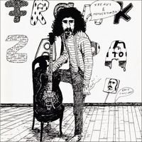 Frank Zappa - Freaks & Motherfu*#@%! CD (album) cover