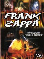 Frank Zappa - Tratto Dal Filmato 'a Token Of His Extreme' DVD (album) cover
