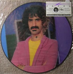 Frank Zappa - Goblin Girl (picture) CD (album) cover