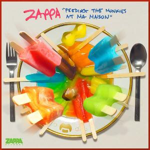 Frank Zappa - Feeding The Monkies At Ma Maison CD (album) cover