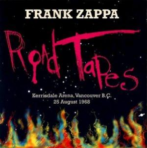Frank Zappa - Road Tapes - Venue #1 CD (album) cover