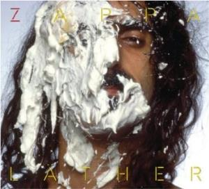 FRANK ZAPPA - Läther CD album cover