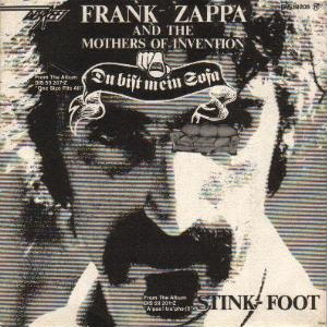 Frank Zappa - Du Bist Mein Sofa CD (album) cover
