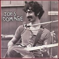 Frank Zappa - Joe's Domage CD (album) cover