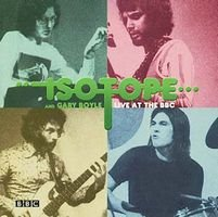 Isotope - Live At The Bbc CD (album) cover
