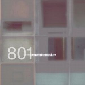 801 - Manchester CD (album) cover