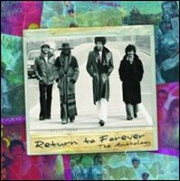 Return To Forever - The Anthology CD (album) cover