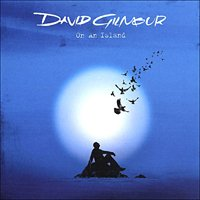 David Gilmour - On An Island CD (album) cover