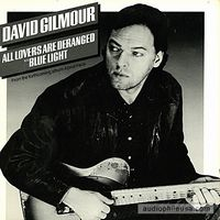 David Gilmour - All Lovers Are Deranged/Blue Light CD (album) cover