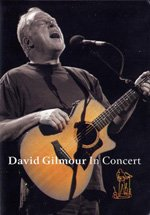 David Gilmour - David Gilmour In Concert DVD (album) cover