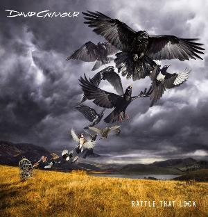 David Gilmour - Rattle That Lock CD (album) cover