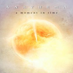 Anathema - A Moment In Time CD (album) cover
