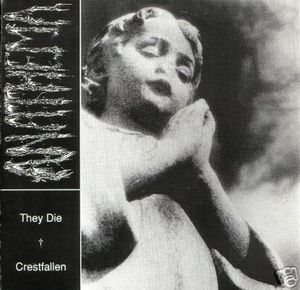 Anathema - They Die 7'' CD (album) cover